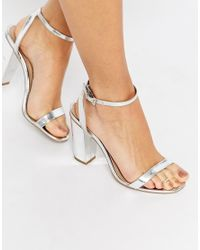 ASOS - Metallic Pack Of 3 Fine Every Occasion Toe Rings - Lyst