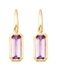 Astley Clarke | Purple Prismic Drop Earrings | Lyst