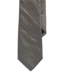 Strellson | Gray Silk Textured Tie for Men | Lyst