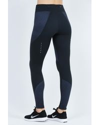 Nike   Blue Zonal Strength Tight   Lyst