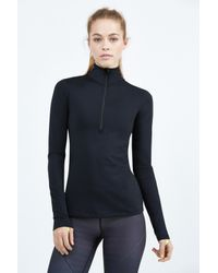 Nike | Black Pro Warm Top Longsleeve | Lyst