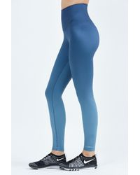 Nike - Blue Zonal Strength Tight - Lyst