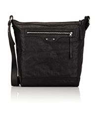 Balenciaga | Black Classic Arena Day Messenger for Men | Lyst