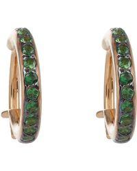 Ileana Makri | Multicolor Huggie Hoop Earrings | Lyst