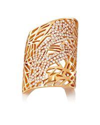 Repossi - Multicolor Art Nouveau Ring Size Na - Lyst
