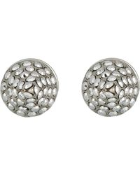 Givenchy | Metallic Double-sided Conical Studs | Lyst