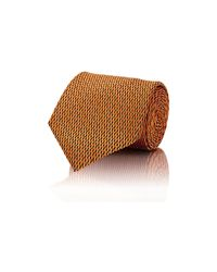Brioni | Black Men's Neat Jacquard Necktie for Men | Lyst
