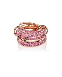 Spinelli Kilcollin - Pink Delphinus Bleu Ring - Lyst