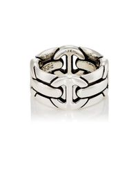 Hoorsenbuhs | Metallic Quad Wall Ring | Lyst