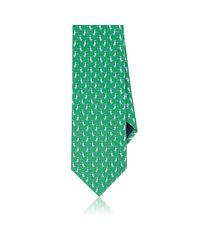 Ferragamo - Green Duck for Men - Lyst