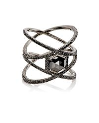Eva Fehren - Multicolor Xx Ring - Lyst