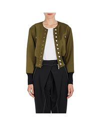 3.1 Phillip Lim - Green Pearl-embellished Tech - Lyst