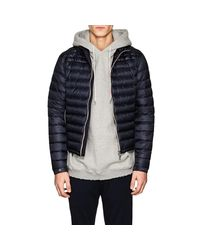 Moncler - Blue Daniel Down-quilted Jacket for Men - Lyst