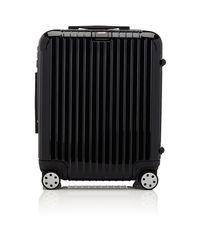 Rimowa - Black Salsa Deluxe 22 Cabin Multiwheel® Trolley for Men - Lyst