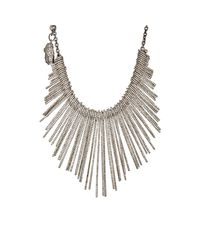 Carole Shashona - Brown Spring Mist Necklace - Lyst