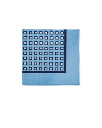 Bigi - Blue Square-medallion - Lyst