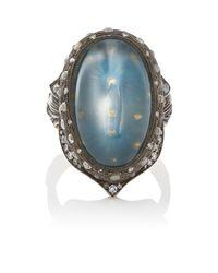 Sevan Biçakci - Multicolor Moonstone Intaglio Ring Size 7.5 - Lyst