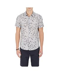 Theory - Gray Zack S Linen for Men - Lyst
