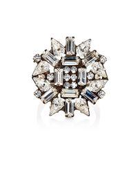 DANNIJO - Metallic Colt Ring - Lyst