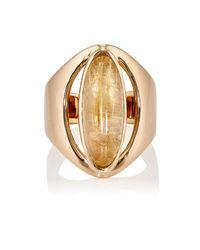 Pamela Love   Metallic Monte Ring   Lyst