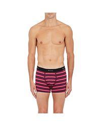 Paul Smith - Multicolor Striped Stretch for Men - Lyst