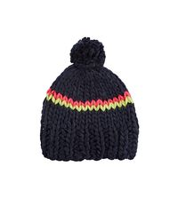 Hat Attack - Blue Chunky Striped Hat - Lyst