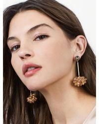 BaubleBar - Multicolor Noel Drop Earrings - Lyst
