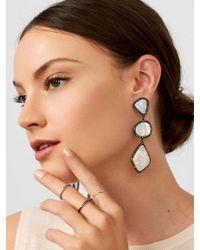 BaubleBar - Multicolor Enni Resin Drop Earrings - Lyst