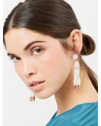BaubleBar - Multicolor Piñata Tassel Earrings - Lyst