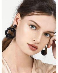 BaubleBar - Multicolor Madonna Sequin Drop Earrings - Lyst