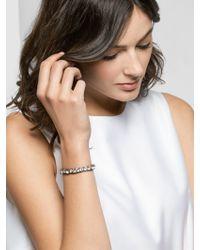 BaubleBar - Multicolor Mini Round Cut Gem Bracelet - Lyst