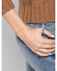BaubleBar   Metallic Slim Bar Bracelet   Lyst