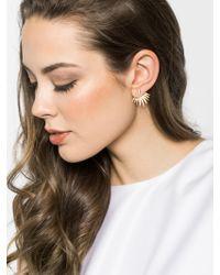 BaubleBar | Gray Spike Ear Cuff | Lyst