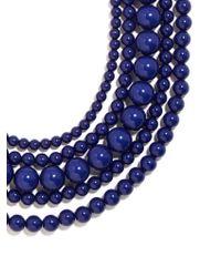 BaubleBar - Blue Globe Strands - Lyst