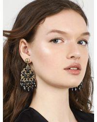BaubleBar | Gray Chandelier Drop Earrings | Lyst