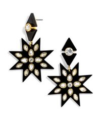 BaubleBar | Black Nightlight Drops | Lyst