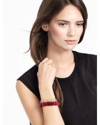 BaubleBar | Multicolor Festival Tassel Bracelet | Lyst