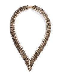 BaubleBar | Metallic Saphira Collar | Lyst