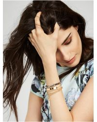 BaubleBar - Gray Celebration Bracelet Trio - Lyst