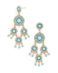BaubleBar | White Sundrop Drops | Lyst