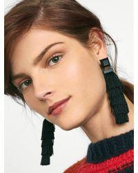 BaubleBar - Multicolor Carmen Tassel Earrings - Lyst