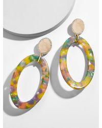 BaubleBar - Multicolor Triana Hoop Earrings - Lyst