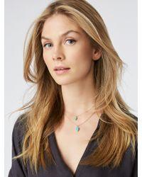 BaubleBar - Metallic Eden Layered Necklace - Lyst