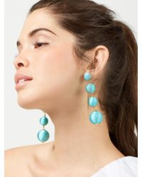 BaubleBar - Multicolor Criselda Ball Drop Earrings - Lyst