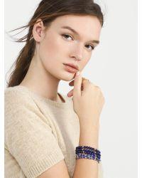 BaubleBar | Multicolor Bitty Beaded Bracelet | Lyst