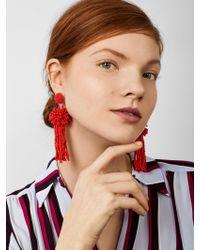 BaubleBar - Multicolor Rishita Tassel Earrings - Lyst