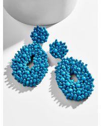 BaubleBar - Blue Melayna Drop Earrings - Lyst