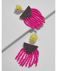BaubleBar - Multicolor Mini Tarot Tassel Earrings - Lyst