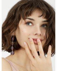 BaubleBar - Multicolor Eva Ball Drop Earrings - Lyst