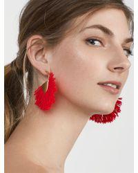 BaubleBar   Red Bonita Drop Earrings   Lyst